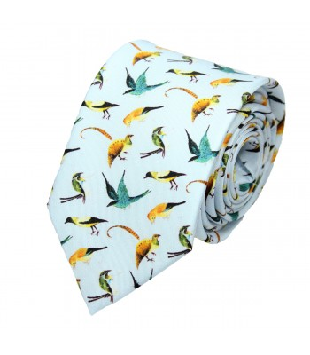 Jherotie Birds blue