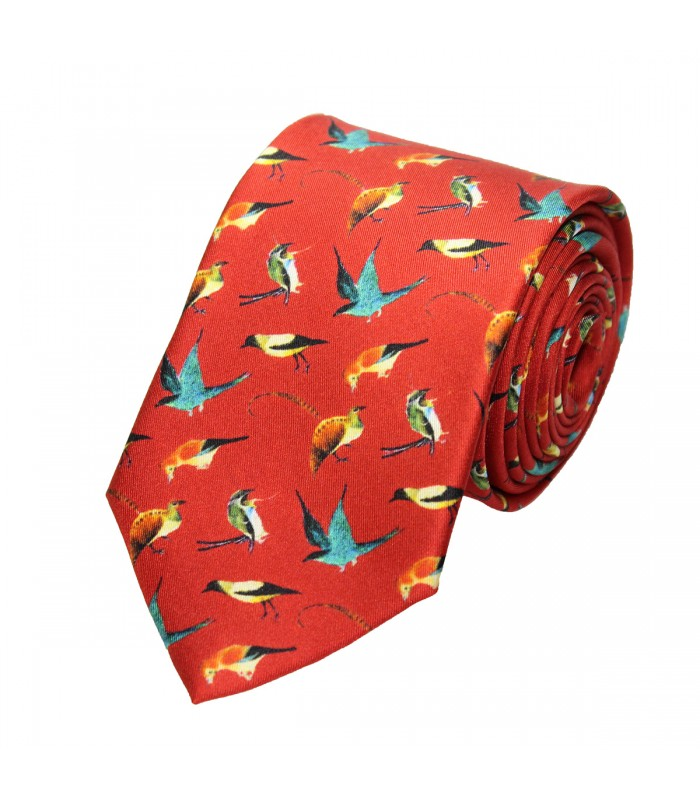 Jherotie Birds red