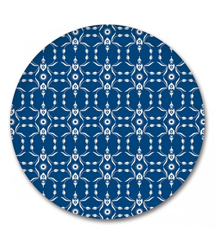 Jheroplate Blue