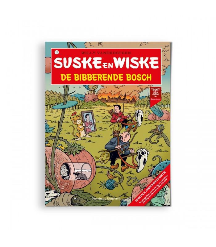Suske en Wiske 'De Bibberende Bosch' De Special